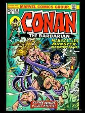 Conan The Barbarian #32 NM+ 9.6  Tongie Farm Collection  Marvel Comics