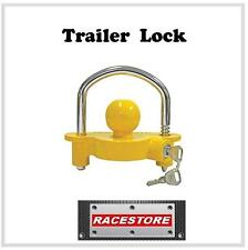 HORSE FLOAT COUPLING LOCK, UNIVERSAL,  FITS INTO TOWBALL CAVITY
