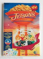Jetsons Cereal Box FRIDGE MAGNET (2.5 x 3.5 inches) tv show cartoon george judy
