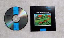 "CD AUDIO / ROMANCE VARIÉTÉS ""GUITARE MANOUCHE"" CD COMPILATION CARDBSLEEVE 1989"
