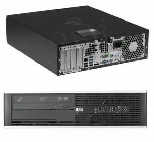 HP Intel i5 QUAD CORE Desktop Computer 8GB RAM 500GB HDD Win-10 Wi-Fi Office PC