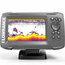 Lowrance HOOK2 5X - 5-inch Fish Finder with SplitShot Transducer and GPS Plot...