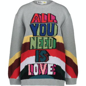 STELLA MCCARTNEY X THE BEATLES All You Need Is Love Sweater