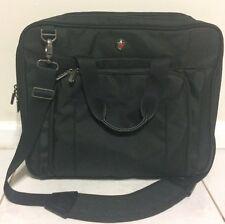 """Targus Messenger Bag 17"""" Shoulder Computer Bag Black"""