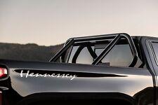Chevrolet Silverado Hennessey Goliath 6X6 Bedliner Decals OEM 2PC Set New 1500