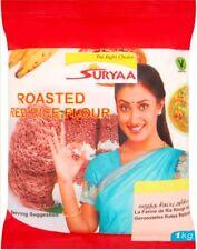Roasted Red Rice Flour /Suryya -1Kg (Free UK Post)