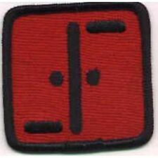 V TV Series Alien Swastika Logo Embroidered Patch, NEW UNUSED