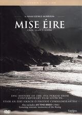 Mise Eire - A George Morrison Film | NEW SEALED DVD (1916, War, Irish History)