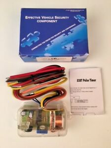 NEW 528T  DEI  PULSE TIMER RELAY  DIRECTED ELECTRONICS