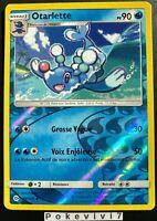 Carte Pokemon OTARLETTE 40/149 Reverse Soleil et Lune 1 SL1 FR NEUF