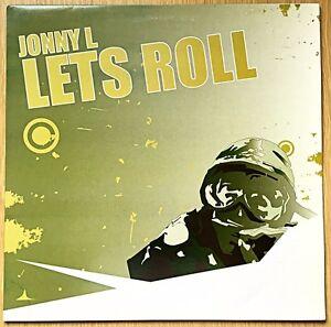 """Jonny L – Lets Roll Dub Mix / Enuff 12"""" Vinyl Record PIH006 DnB Drum and Bass"""