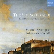 Ensemble Modo Antiquo - Young Vivaldi [New CD] Germany - Import
