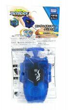 Takara Tomy Beyblade Burst GT B-137 Long Bey launcher clear Blue New In stock