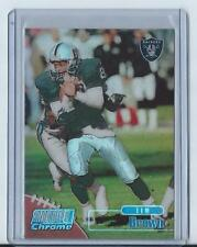 1998 Topps Stadium Club Chrome Tim Brown Refractor!!! #SCC11  (Raiders) Look!!!