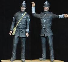 1/35 Scale Model Kit WW2 British policiers