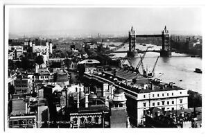 AK, London, View from the Monument, um 1960