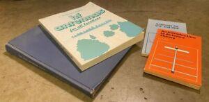 4 x ANTENNA BOOKS
