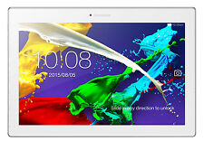 """Lenovo Tab 2 A10-70 10.1"""" Quad-Core, 2GB RAM, 16GB ROM, Android Tablet - White (ZA000067GB)"""