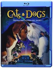 GOLDBLUM,JEFF-CATS & DOGS (US IMPORT) Blu-Ray NEW