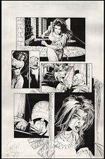 Tales of the Witchblade #2 Art by Billy Tan Image Comics Great Annabella page Comic Art