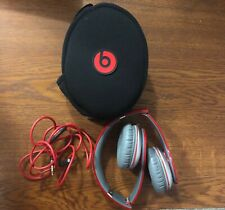 Beats by Dr Dre Solo HD Monster Foldable Headphones Limited Edition Red Product