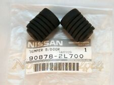 GENUINE Nissan Patrol Bonnet Adjusting Rubber Bump Stops Genuine Y61 GU 1 x PAIR