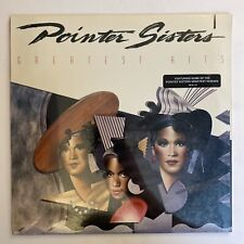 Pointer Sisters - Greatest Hits - SEALED Original 1989 US 1st Press HYPE Sticker