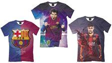 International Soccer Club Barca T-shirt Short Sleeve European Football Shirts