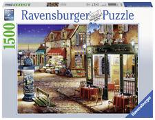 RAVENSBURGER PUZZLE*1500 TEILE*ROMANTISCHE GASSE*RARITÄT*NEU+OVP