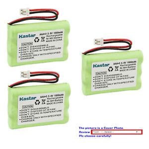 Kastar Ni-MH Battery for Summer Infant 29030-10 29600-10 SANIK 29030-10 29000A