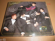 TVXQ cd MIROTIC fourth album K-POP SM cd + BONUS vcd