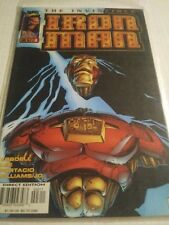 The Invincible Iron Man #3 Jan 97 January 1997