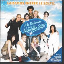 CD SINGLE 2 TITRES--NOUVELLE STAR--LAISSONS ENTRER LE SOLEIL--2003-NEUF / SEALED