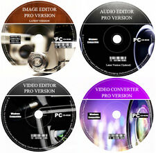 Audio Video Image Picture Photo Sound Creator Converter Editor Editing Software