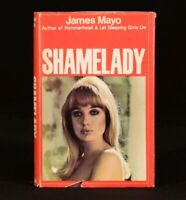 1966 Shamelady by James Mayo First Edition with Dustwrapper