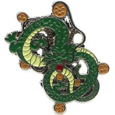 "Enamel 1 1/2"" Wide Pin Dragon Ball Z Shenron Dragon Metal"