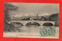 GRENOBLE - Le pont de l'hôpital     (J3264)