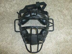 Vintage Diamond Black DFM-32 Catchers Umpire Face Mask Macgregor
