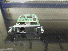 Cisco hwic-1adsl 1-port ADSLoPOTS hwic 1-port highspeed CARTE D'INTERFACE WAN