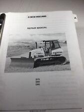 New Holland D75, D85, D95 Crawler Dozer Service Repair Manual