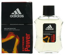 Extreme Power by Adidas for Men EDT Cologne Spray 3.4 oz. Damaged Box NEW