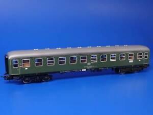 MARKLIN H0 - 4052 - DB 2nd class German Express Car + Interior Details / LN