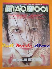 rivista CIAO 2001 38/1990 POSTER Guns N'Roses Cure Jimi Hendrix Ian Gillan No cd