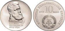 10 Mark Gedenkmünzen der DDR