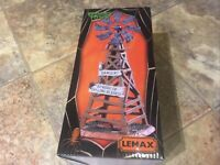 Lemax Halloween Spooky Town Spooky Windmill Holiday Village Accent