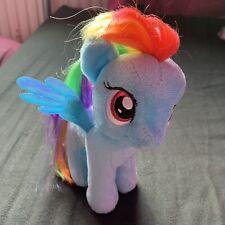 Rainbow Dash TY My Little Pony Plush