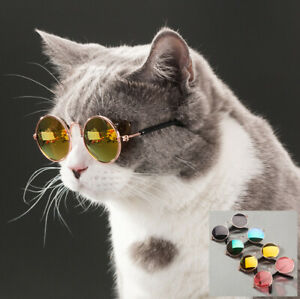 Dogs Cats Pets Glasses For Pet Small Dog Eye-Wear Puppy Photos Props Sunglasses