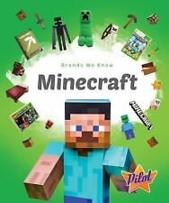 Minecraft by Sara Green Hardcover Book (English)