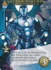 SUPERIOR IRON MAN 2015 Upper Deck Marvel Legendary SUPERIOR TO OTHERS