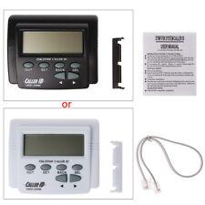 Dual Signal FSK/DTMF Telephone Call Box Caller ID Mobile Phone LCD Display